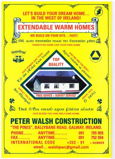 Peter Walsh Construction Ltd.